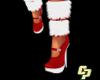 *cp*Xmas Fur Heels