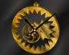 Clock Pendant (female)