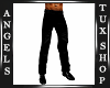 ANG~Black Tuxedo Pants