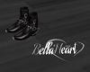 Cowboy Boots w/Spurs