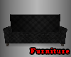 Black 3 person Couch