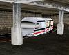 Urban Subway Station