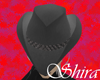 Gothic Western Hat Male