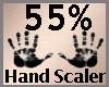 Hand Scaler 55% F A