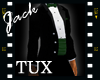 Wedding Tux Dark Green