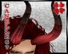 Devil Darck Red Horn