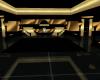 Blk n Gold Ballroom