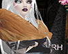 HRH Red Fox Fur STOLE