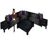 gothic poseless couch