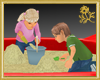 Children & Sandbox*