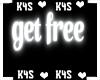 e get free   neon