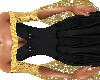 Princess black and gold