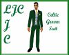 LJC Celtic Groom Suit