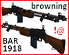 !@ Browning BAR 1918