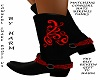 COWGIRL BOOTS SNAKE V4