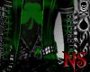 -NS- Shamrock Coat