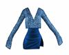 RLL Blue Star Dress