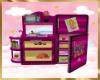 A1 Kids Pink Kitchin Set