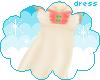 c./strawberry dot dress