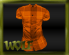 {LW}Orange Tartan Shirt