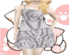 Child Grey Dress :D