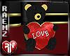 Dream Valentine Teddy