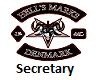 Hells Mark Secretary M