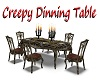 Creepy Dinning Table