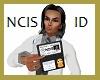 Jax NCIS ID Badge