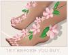 x3' Fairy Feet