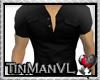 TM-Uniform Shirt Black