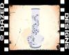 !Animated delft Vase