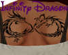 Infinity Dragon Tattoo