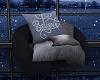 .Blue December Chair