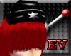 EV LAW HAT PVC police