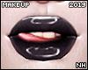 Lip Lickin Black