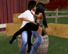 Country Barrel Kiss