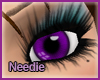 [n] Purple Glam Eyes