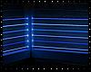 Blue Neon Room
