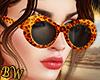 Leopard Glasses - G