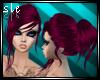 [SLE] Ayfer Dark Pink/Pu