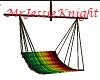 Rainbow Cuddle Swing