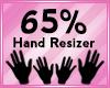 Hand Scaler 65%