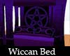 Wiccan Canopy Bed