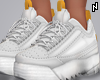 N. G. White Sneakers