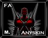 (FA)AS Skull Spike Armor