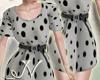 N. Polkadot Dress