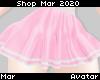 Pink Skirt e