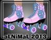 Rollerskates Pink Punk F