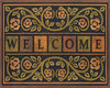 Welcome mat Radio